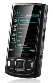 An image of a mobile phone.