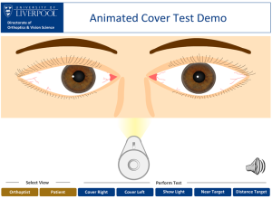 eye animation demo